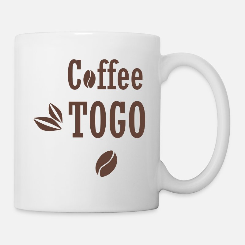 coffee to go togo kaffee lustig spr che von achistdasnett spreadshirt. Black Bedroom Furniture Sets. Home Design Ideas