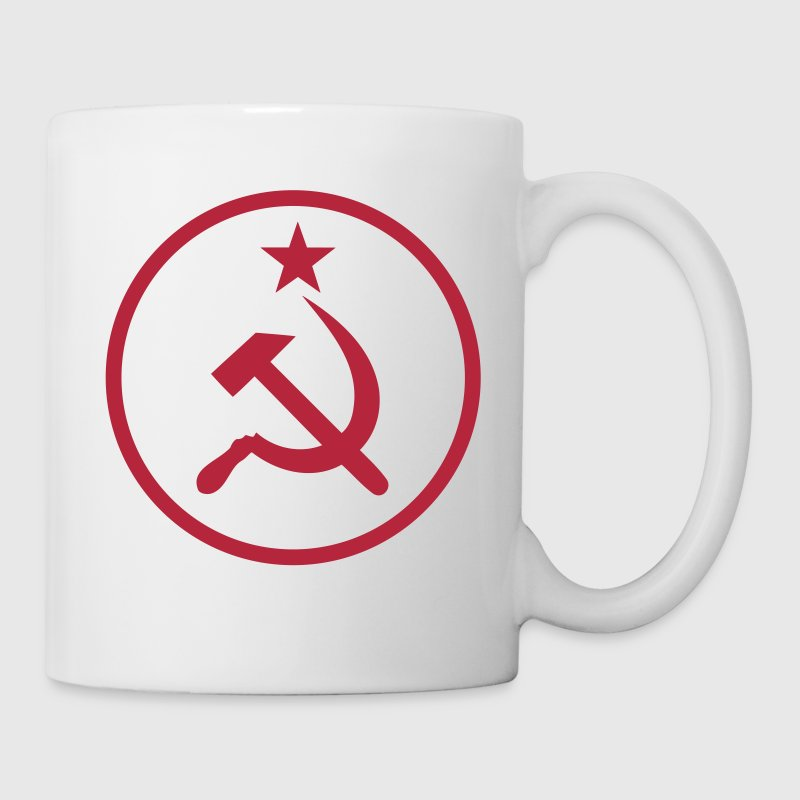 Hammer and sickle - Mug