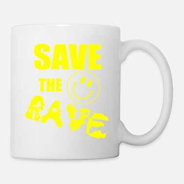 Raver save the rave 2 - Mug