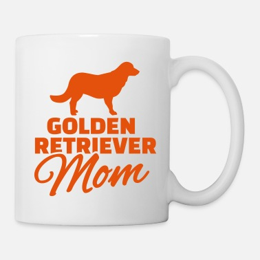 Golden Golden Retriever - Tasse