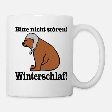 suchbegriff 39 winterschlaf 39 geschenke online bestellen spreadshirt. Black Bedroom Furniture Sets. Home Design Ideas