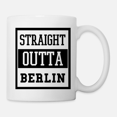 Germany straight_outta_berlin_1 - Tasse