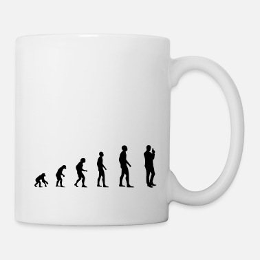 Agent Secret Agent secret - Evolution - Mug blanc