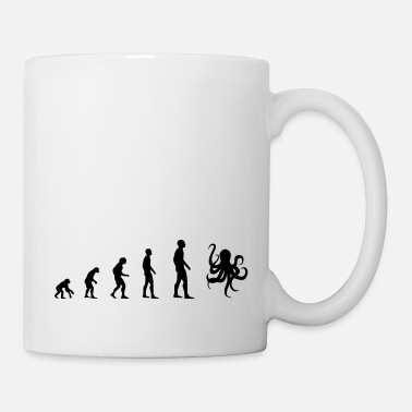 Kraken - Evolution - Mug