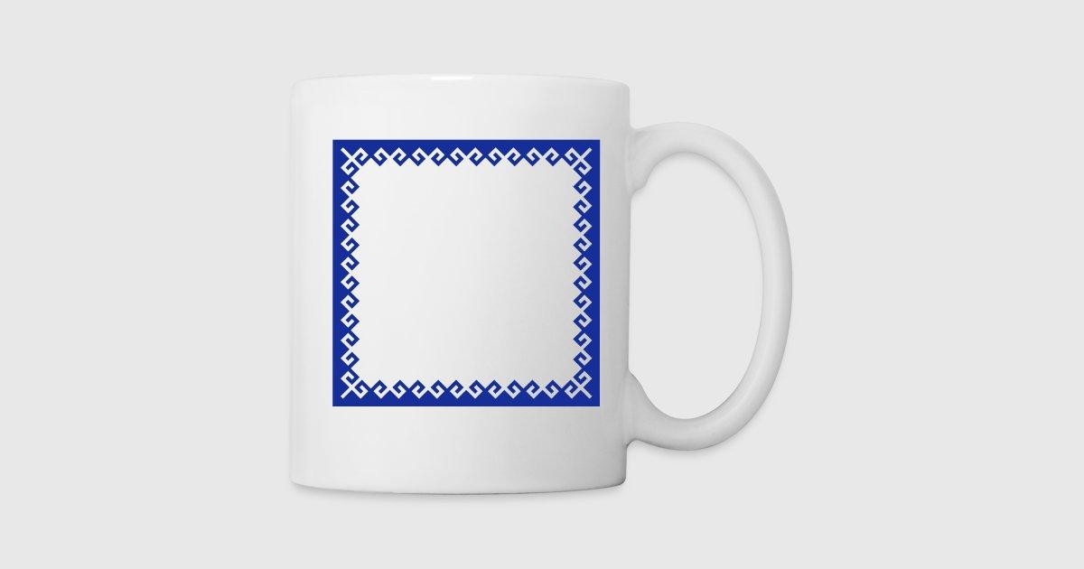 Bilderrahmen - Quadratisch von kramladen | Spreadshirt