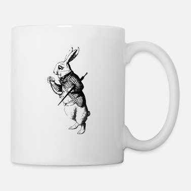 White Rabbit The White Rabbit - Mug