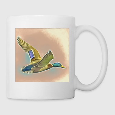 Flying Duck - Mug