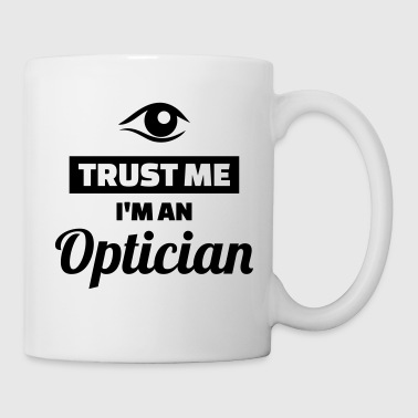 Optiker - Tasse