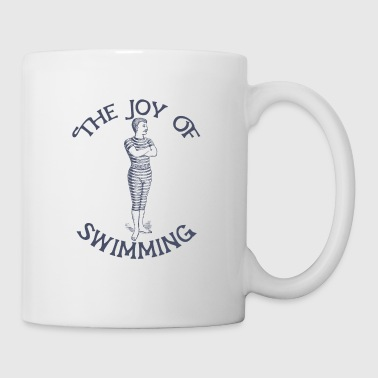 Joy of Swimming - Tasse