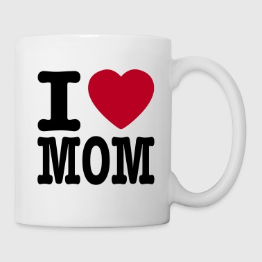 i love mom PL - Kubek