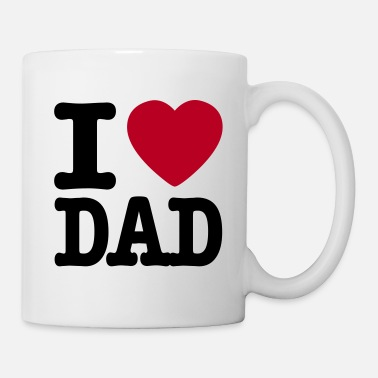 I Love Dad i love dad IT - Tazza