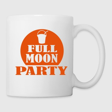 Full Moon Party - Mug blanc