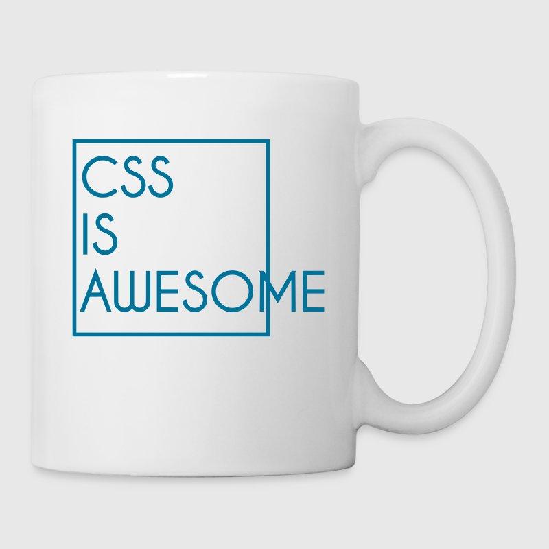 Tassen Design css is awesome design tassen zubehör esim design spreadshirt