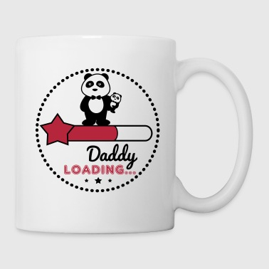 DADDY LOADING - Tasse