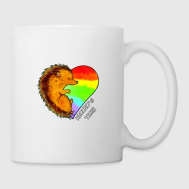 Hedgehog RICCIO'S TIME - Mug