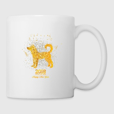 Chinese New Year Chinese New Year - Year of the Dog - Mug