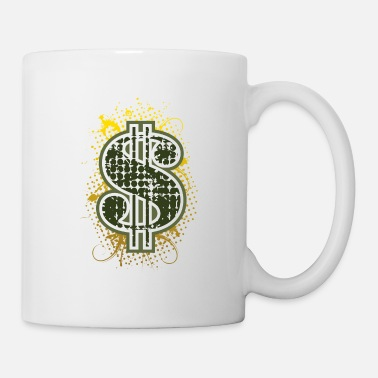 Gelding Dollar sign eu - Mug