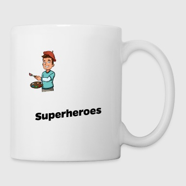 Proud Artist - Not All Superheroes - Mug