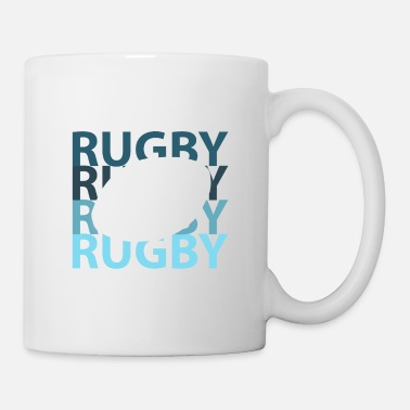 Rugby rugby - Mugg