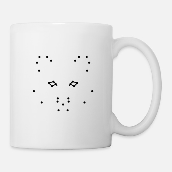 The Office Mugs & Drinkware - Games Join the dots - Mug white