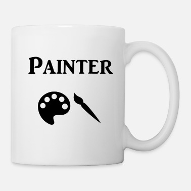 Paint Painter - Tasse