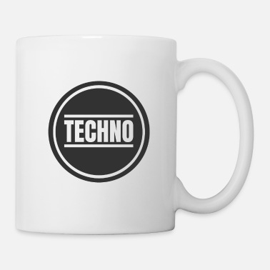 Detroit Techno Circle Techno Merchandise Rave After Hour - Mok