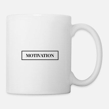 Motivation Motivation - motivate - Mug