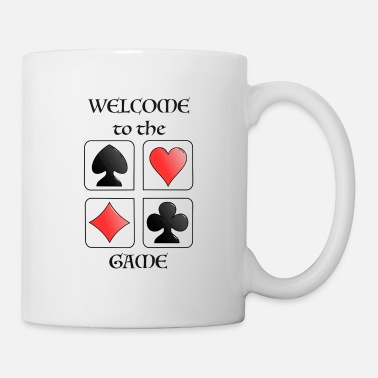 Topselling Poker Card Game Player TOPSELLER in GAMES - Mug