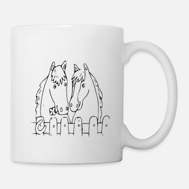 Horse Fan Shirts for horse fans - Mug