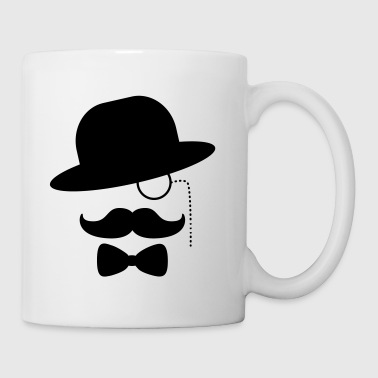 gangster sir señor gángster - Taza