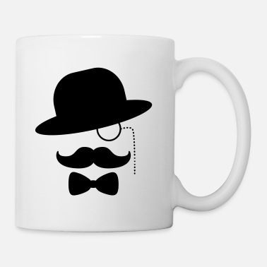 Sir gangster sir sir de gangster - Mug blanc