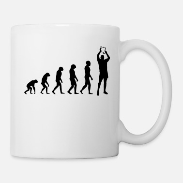 Darwin Evolution d'un champion - Mug