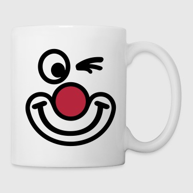 Clown - Tasse