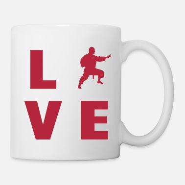 Aikido Aikido / Aikidoka / Martial art / Fight - Mug blanc