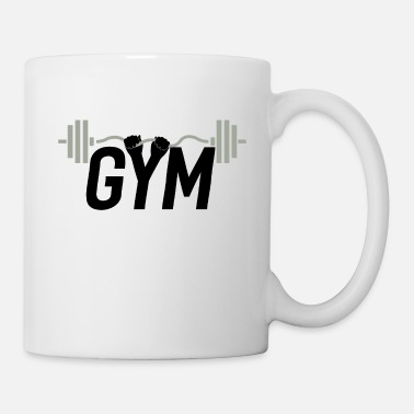 Cour Chemise Fitness Workout Fitness Class Gift - Mug