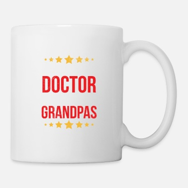 Primo Soccorso Doctor Retired Doctors Make Amazing Grandpas Gift - Tazza