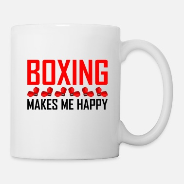 Fist Boxing boxer martial arts - Mug