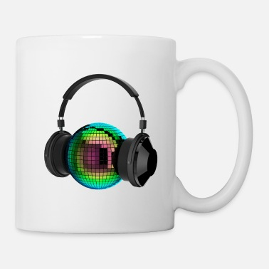 Headphones - Mug