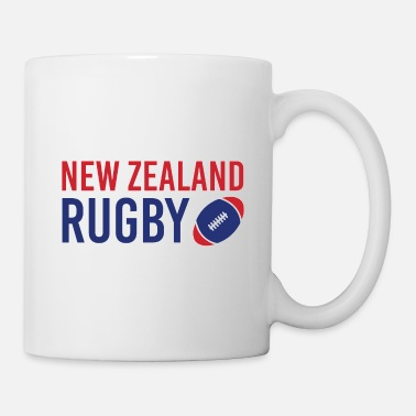 Maori New Zealand rugby gift idea - Mug