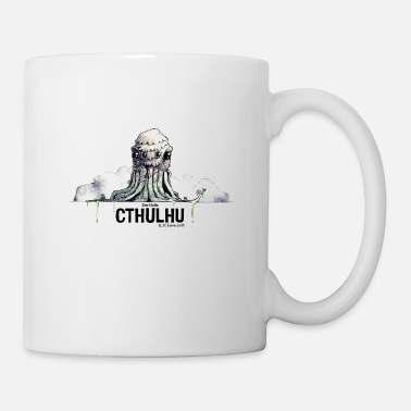 Cthulhu (HP Lovecraft) - Mugg