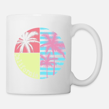 Hollywood California Summer - Tasse
