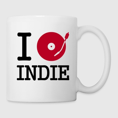 I dj / play / listen to indie - Muki