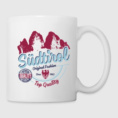 SÜDTIROL FASHION - Tasse