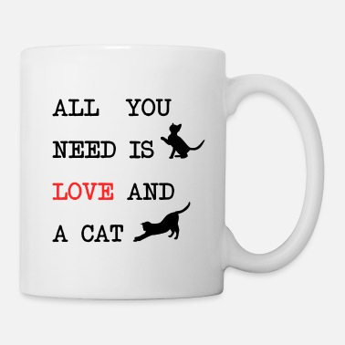 All You Need is Love and a Cat - Mok