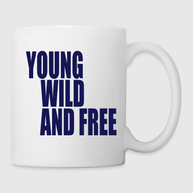 Young Wild and Free III - Tasse