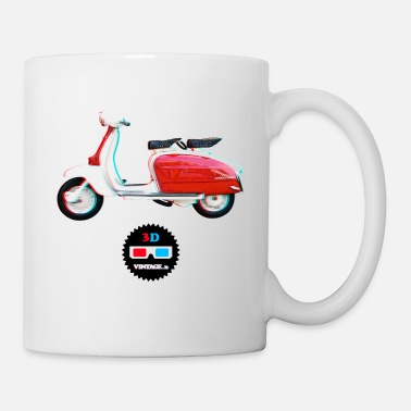 Collections Vintage - Lambretta 3D - Taza