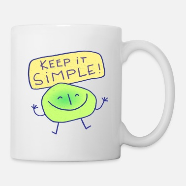 Keep It Simple - Tasse