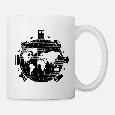 Transport Transport - Tasse