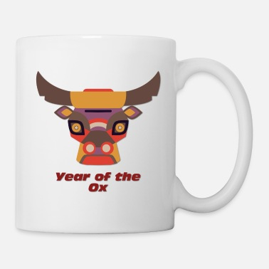 Year Year of the Ox - Year of the Ox - Mug