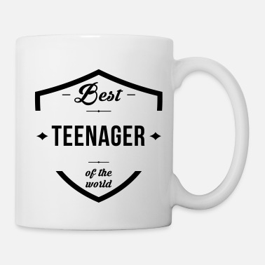 Teen tonåring / teenager / teen / barn - Mugg